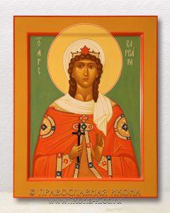 Икона «Варвара Илиопольская, великомученица» (образец №14)