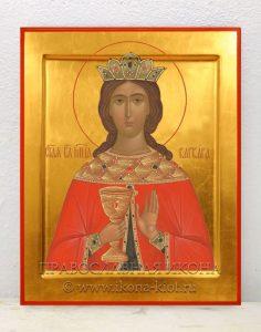 Икона «Варвара Илиопольская, великомученица» (образец №3)