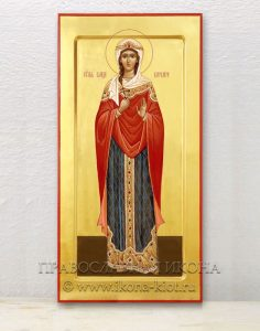 Икона «Варвара Илиопольская, великомученица» (образец №4)