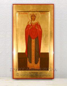 Икона «Варвара Илиопольская, великомученица» (образец №5)