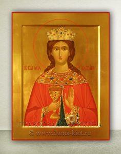 Икона «Варвара Илиопольская, великомученица» (образец №7)