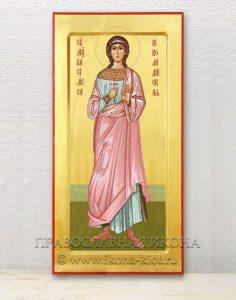 Икона «Василисса Никомидийская» (образец №1)