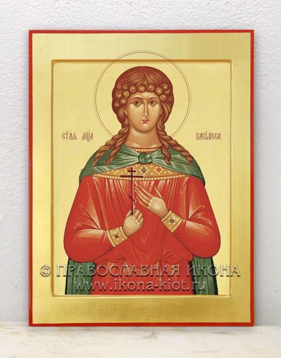 Икона «Василисса Никомидийская» (образец №2)
