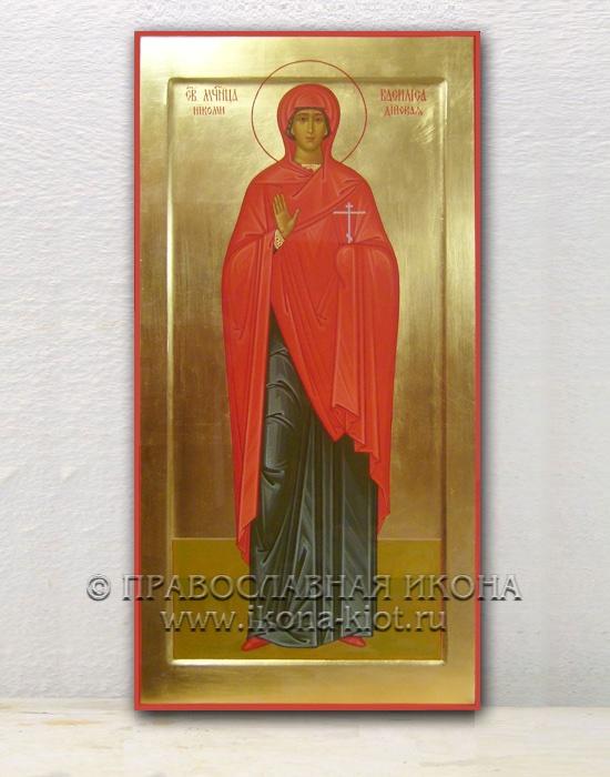 Икона «Василисса Никомидийская» (образец №3)