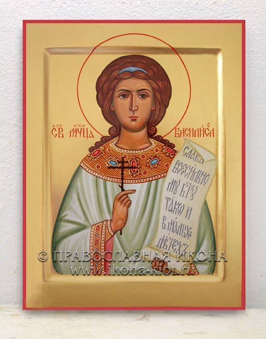 Икона «Василисса Никомидийская» (образец №4)