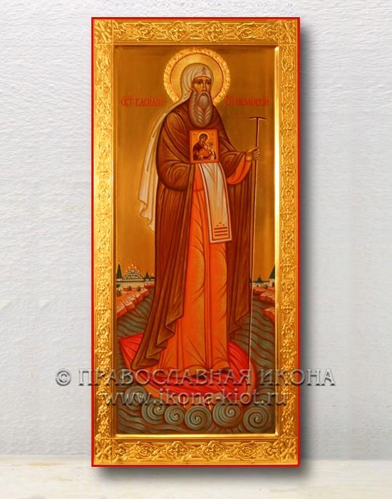 Икона «Василий Рязанский»