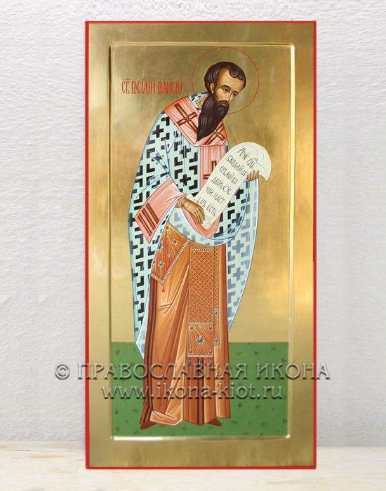 Икона «Василий Великий (Кесарийский)» (образец №1)