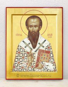 Икона «Василий Великий (Кесарийский)» (образец №2)
