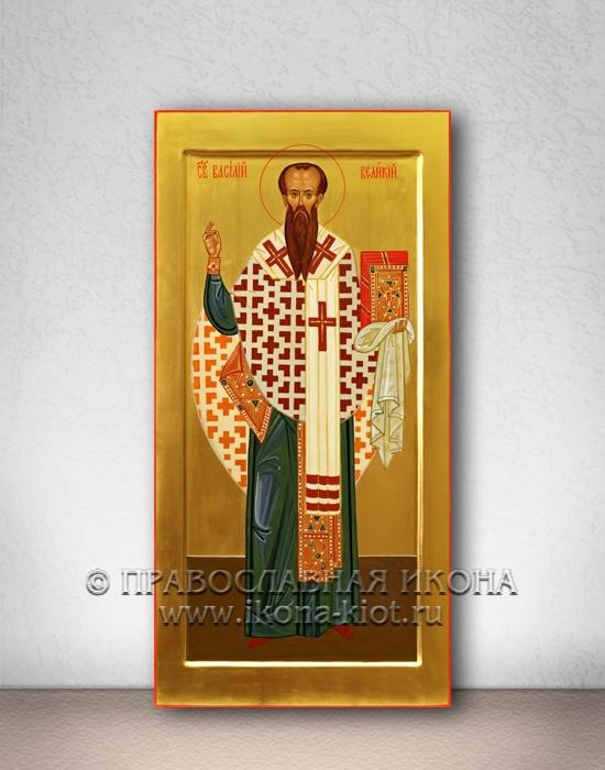Икона «Василий Великий (Кесарийский)» (образец №5)
