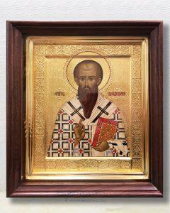 Икона «Василий Великий (Кесарийский)» (образец №9)