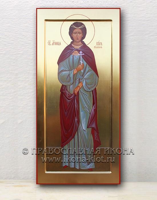 Икона «Вера, святая мученица» (образец №2)
