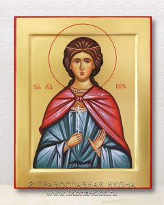 Икона «Вера мученица» (образец №1)