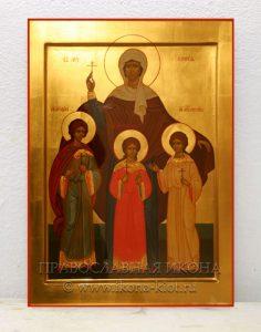 Икона «Вера, Надежда, Любовь и София»