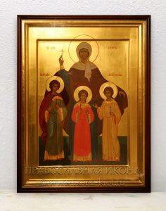 Икона «Вера, Надежда, Любовь и София» (образец №6)