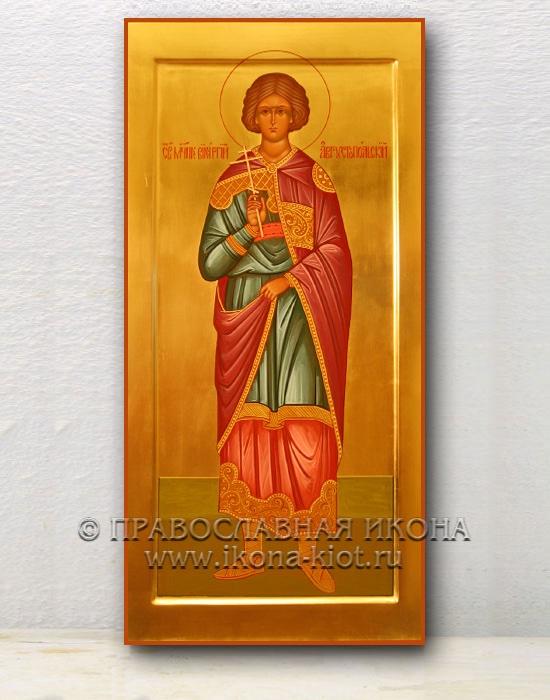 Икона «Викентий Августопольский, великомученик» (образец №1)