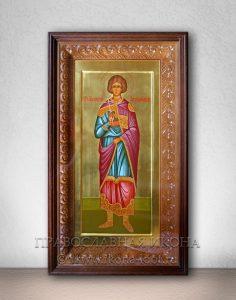 Икона «Викентий Августопольский, великомученик» (образец №2)