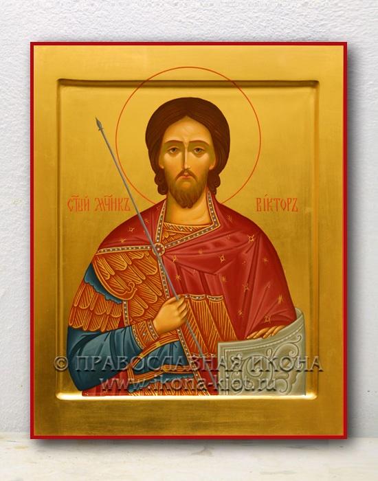 Икона «Виктор Дамасский, мученик» (образец №1)