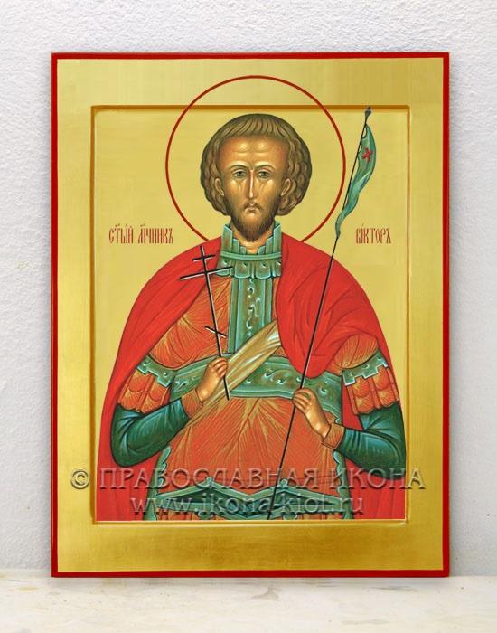Икона «Виктор Дамасский, мученик» (образец №3)