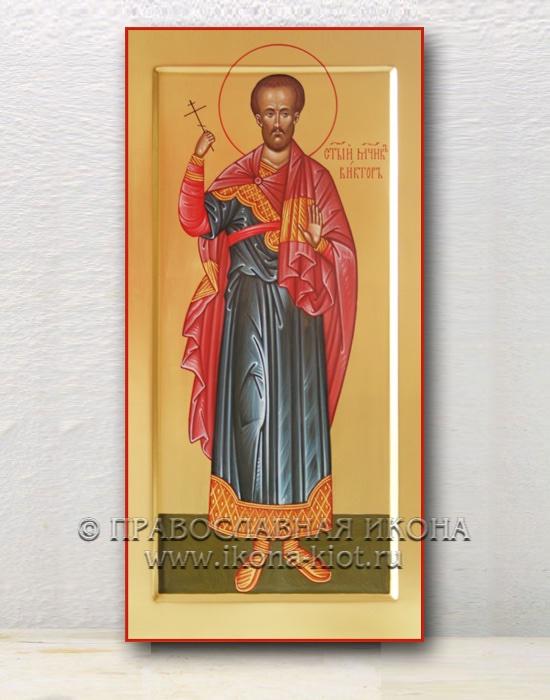 Икона «Виктор Дамасский, мученик» (образец №6)