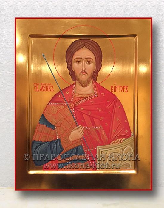 Икона «Виктор Дамасский, мученик» (образец №8)