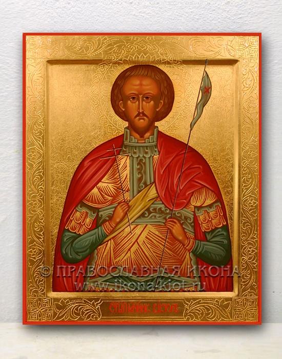Икона «Виктор Дамасский, мученик» (образец №2)