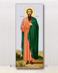 Икона «Виктор Дамасский, мученик» (образец №9)