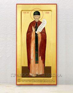 Икона «Виталий Александрийский, преподобный» (образец №3)
