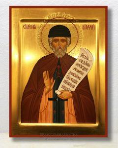 Икона «Виталий Александрийский, преподобный» (образец №1)