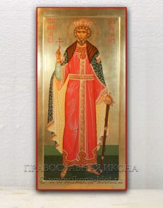 Икона «Владимир равноапостольный» (образец №3)