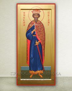Икона «Владимир равноапостольный» (образец №13)