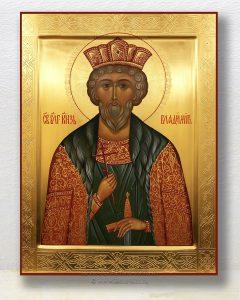 Икона «Владимир равноапостольный» (образец №1)