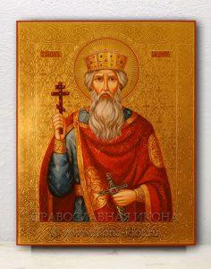 Икона «Владимир равноапостольный» (образец №14)