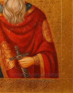 Икона «Владимир равноапостольный» (образец №16)