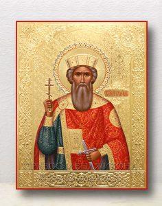 Икона «Владимир равноапостольный» (образец №4)