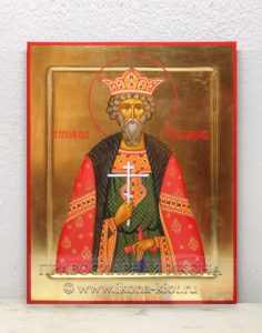 Икона «Владимир равноапостольный» (образец №6)