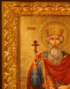 Икона «Владимир равноапостольный» (образец №20)
