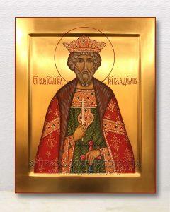 Икона «Владимир равноапостольный» (образец №21)