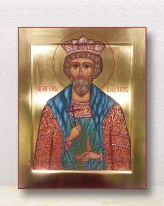 Икона «Владимир равноапостольный» (образец №22)