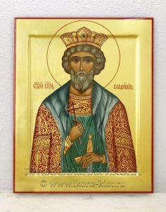 Икона «Владимир равноапостольный» (образец №8)