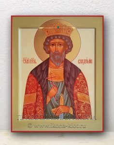 Икона «Владимир равноапостольный» (образец №9)
