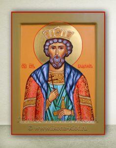 Икона «Владимир равноапостольный» (образец №12)
