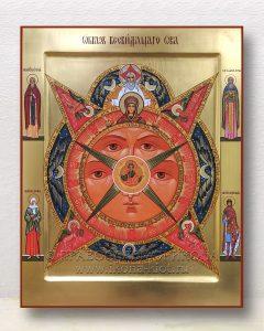 Икона «Всевидящее око Божие» (образец №2)