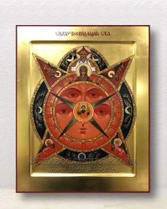 Икона «Всевидящее око Божие» (образец №3)