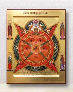 Икона «Всевидящее око Божие» (образец №4)