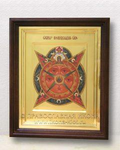 Икона «Всевидящее око Божие» (образец №5)
