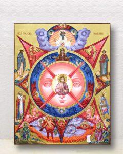 Икона «Всевидящее око Божие» (образец №6)