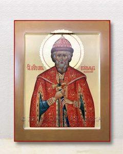 Икона «Всеволод Псковский, князь» (образец №2)