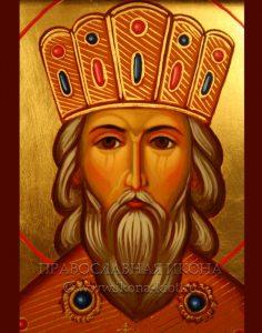Икона «Ярослав Мудрый, князь» (образец №2)