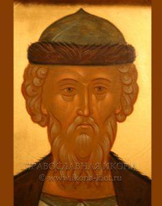 Икона «Ярослав Мудрый, князь» (образец №4)