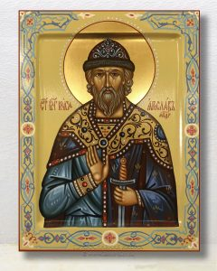 Икона «Ярослав Мудрый, князь» (образец №7)